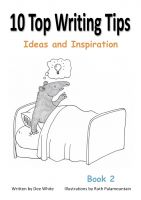 Cover for '10 Top Writing Tips: Ideas and Inspiration'
