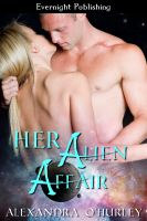 Cover for 'Her Alien Affair'