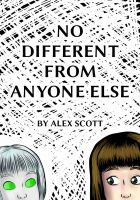 Cover for 'No Different From Anyone Else'