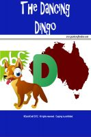 Cover for 'The Dancing Dingo'