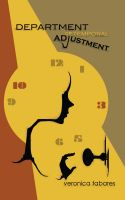 Cover for 'Department of Temporal Adjustment'