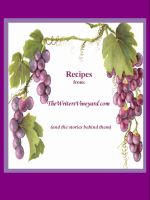 Cover for 'Recipes from TheWritersVineyard.com'