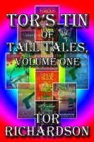 Cover for 'Tor's Tin of Tall Tales, Volume One'