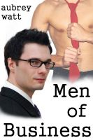 Cover for 'Men of Business'