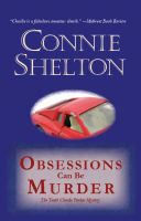Cover for 'Obsessions Can Be Murder: The Tenth Charlie Parker Mystery'