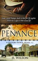 Cover for 'Penance'