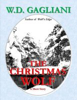 Cover for 'The Christmas Wolf'