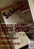 Cover for 'Schlock! Webzine Vol 2 Iss 26'