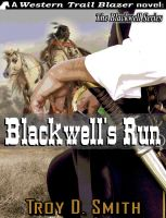 Cover for 'Blackwell's Run'
