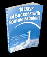 Cover for '14 Days Of Success With Femme Fabulous'