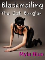 Cover for 'Blackmailing the Cat Burglar'