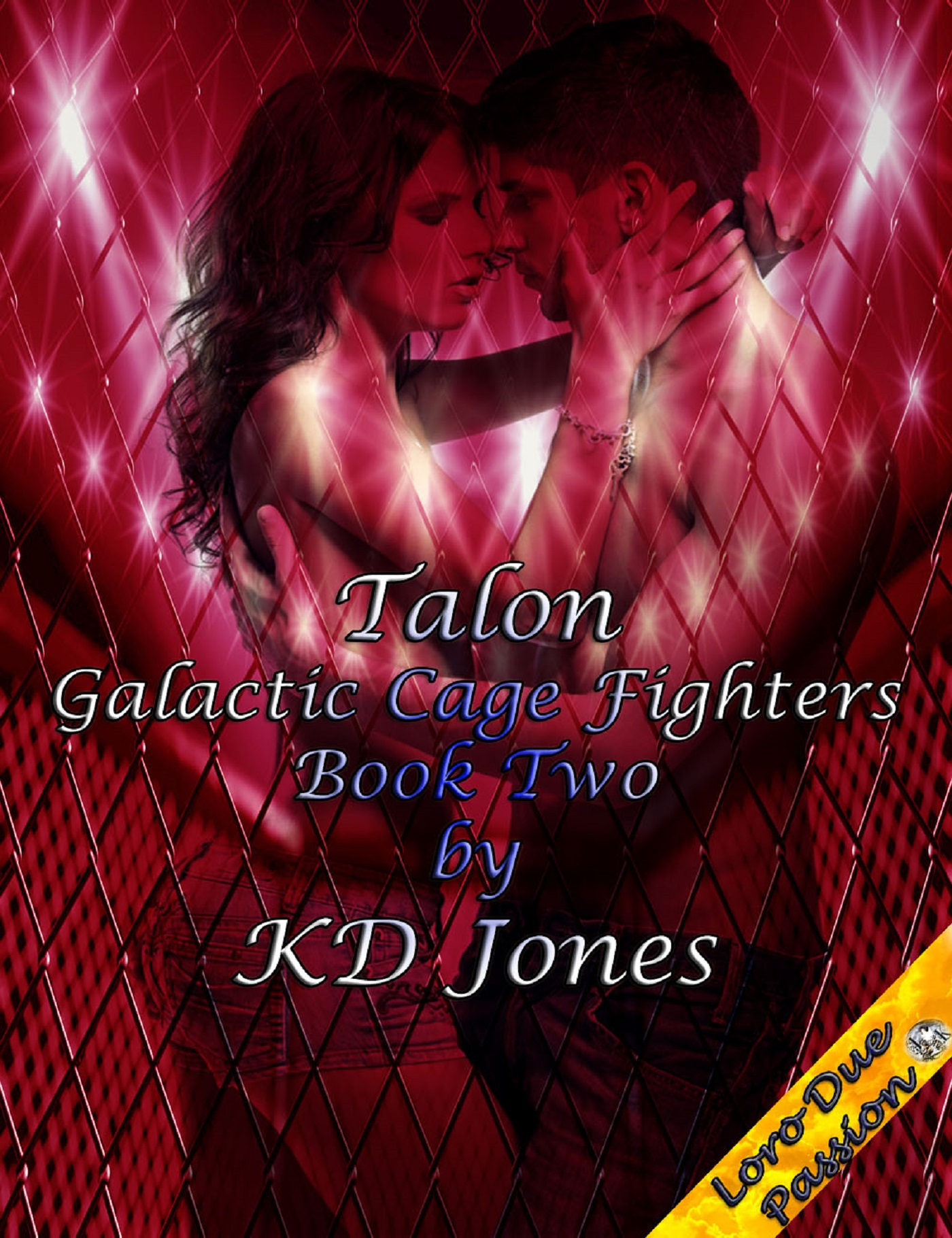 K.D. Jones - Talon