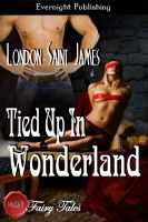 Cover for 'Tied Up in Wonderland'
