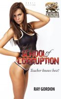 Cover for 'School of Corruption'