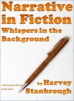 Narrative in Fiction: Whispers in the Background cover