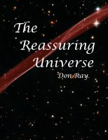 Cover for 'The Reassuring Universe'