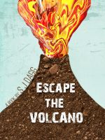 Cover for 'Escape the Volcano'