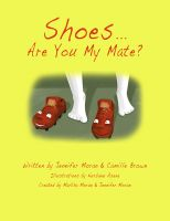 Cover for 'Shoes... Are You My Mate?'