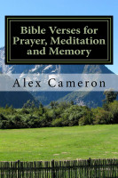 Cover for 'Bible Verses for Prayer, Meditation and Memory'