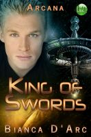 Cover for 'King of Swords'