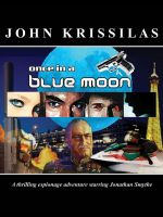 Cover for 'Once in a Blue Moon'