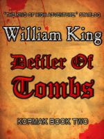 Cover for 'Defiler of Tombs (Kormak Book Two)'