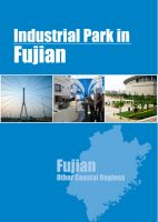 Cover for 'Industrial Parks in Fujian'