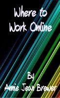 Cover for 'Where to Work Online'