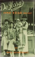 Cover for 'One Year Short'