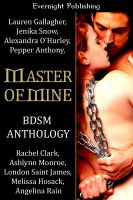 Cover for 'Master of Mine'