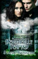 Cover for 'Demonically Tempted (Frostbite, Book Two)'