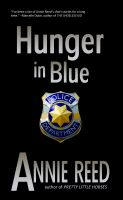 Cover for 'Hunger in Blue'