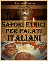 Cover for 'Sapori Etnici per Palati Italiani'