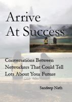 Cover for 'Arrive At Success'
