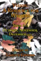 Cover for 'Vision: A Resource for Writers Issue #73'
