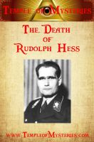 Cover for 'The Death of Rudolf Hess'