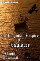 Cover for 'Carthaginian Empire 01 - Explorer'