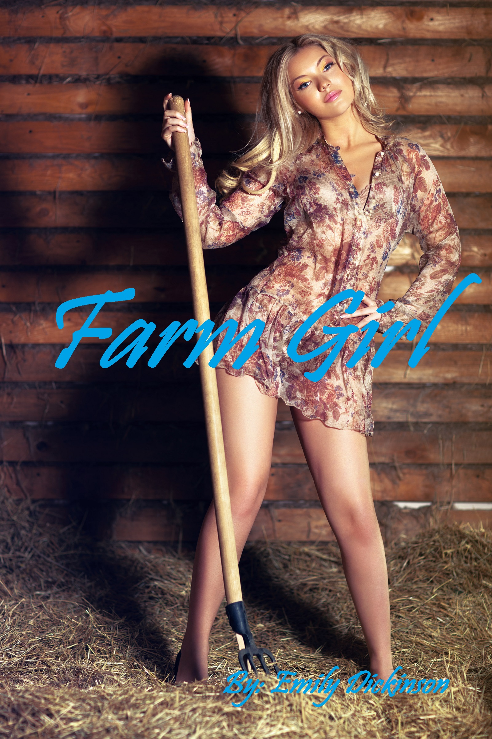 Фермер сеновал грудастая 9 фотография