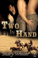 Cover for 'Two In Hand'