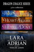 Cover for 'Dragon Chalice Series (boxed set)'