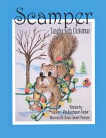 Cover for 'Scamper Tangles with Christmas'