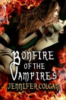 Cover for 'Bonfire of the Vampires'