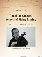 Cover for 'Ten of the Greatest Secrets of String Playing'