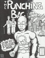 Cover for 'The Punching Bag'