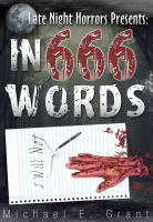 Cover for 'In 666 Words'