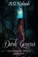 Cover for 'Dark Genesis'