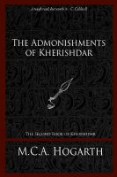 Cover for 'The Admonishments of Kherishdar'
