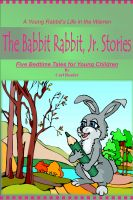Cover for 'The Babbit Rabbit, Jr. Stories'