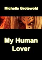 Cover for 'My Human Lover'