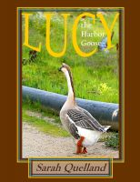 Cover for 'Lucy the Harbor Goose'